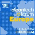 Cleantech Forum Europe 2014