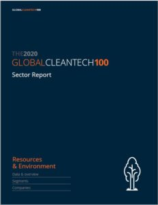 Cleantech Resources and Environment report includes recycling companies and investors